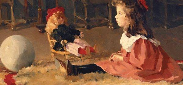Выставка «На рубеже веков. Шедевры Третьяковской галереи»